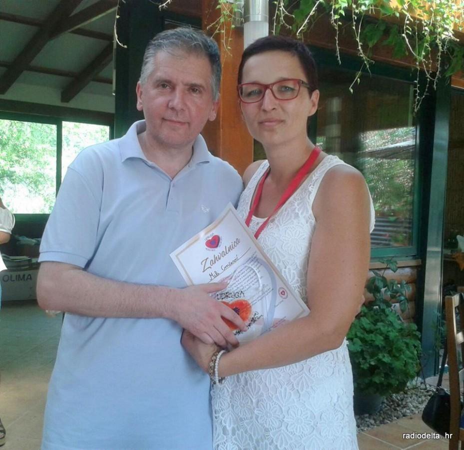 dr. Dražen Belina i Mila Crnčević